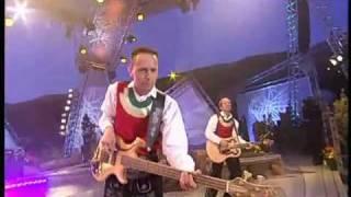 Die Jungen Zillertaler - Drob´n auf´m Berg (Zwergenlied) 2009