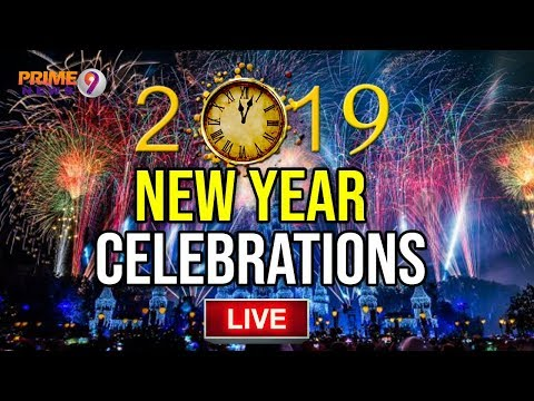 New Year's Eve 2019 LIVE : Celebrations around the world LIVE | Prime9 News LIVE