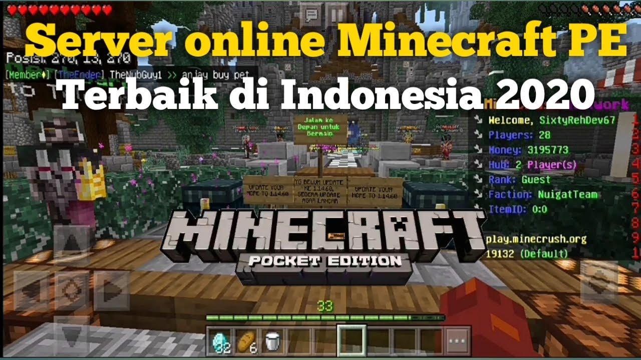 Minecraft Pe Uhc Server 2020