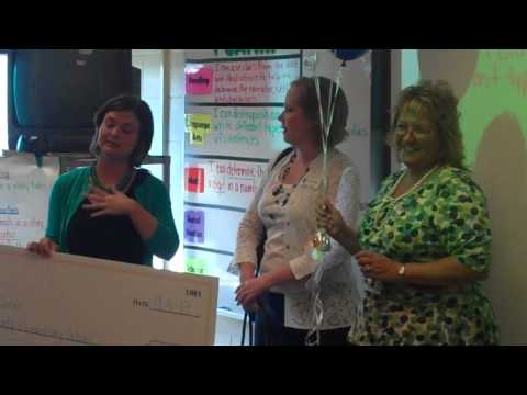 Irwin EMC Bright Ideas Grant Presentation Miss Carter- Turner County Elementary School