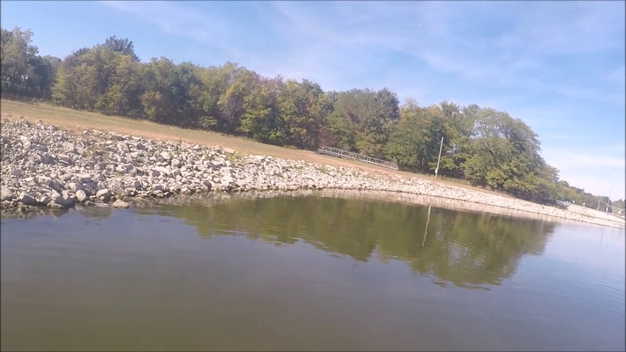 Smithville lake mo bass fishing 10 oct 2015 youtube for Fishing lakes in missouri