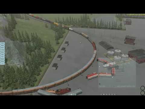 Zug-Unfall-Simulation (Kollisions-Feature) in EEP Train Simulator ...