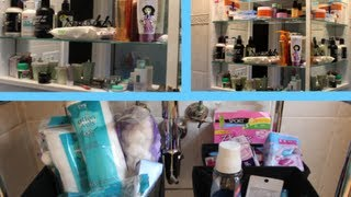 ♡Bathroom Storage♡ What's In My Medicine Cabinet ♡