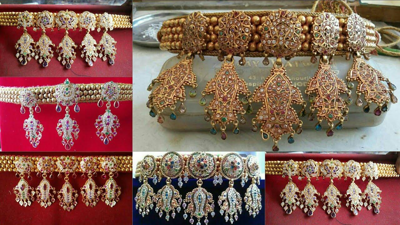 Thusi Design   ठुसि डिज़ाइन   Rajasthani Jewellery ...