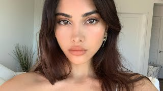 My Everyday Makeup Routine / No Foundation