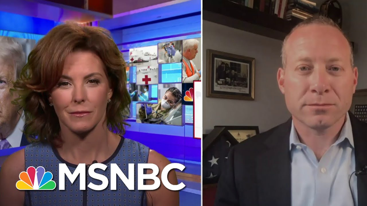 Download Rep. Josh Gottheimer On Kodak Deal: 'Nothing About This Is Right' | Stephanie Ruhle | MSNBC