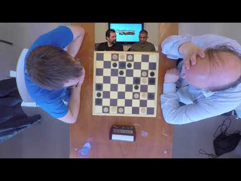 Lines of Action  (Final Table at 2017 Mind Sports Olympiad)
