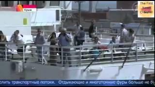 Россия решила проблему доставки туристов в Крым 2015 год. Новости Украины сегодня(, 2015-06-15T10:53:21.000Z)