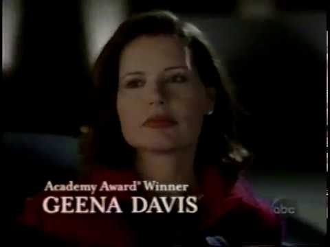 Commander In Chief ABC TV Series Promo Trailer 2005 Geena Davis