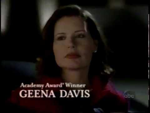 Commander in Chief ABC TV Series Promo Trailer 2005 Geena Davis