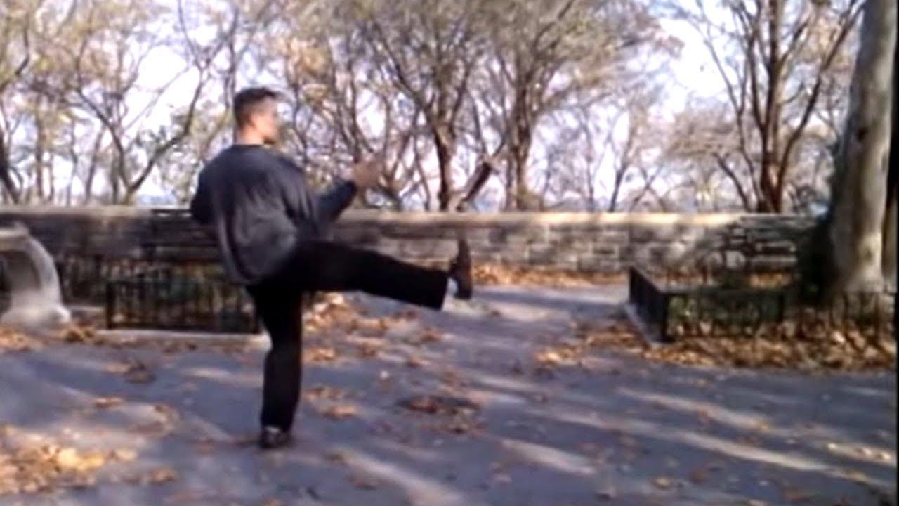 Tai Chi - Yang Short Form - YouTube
