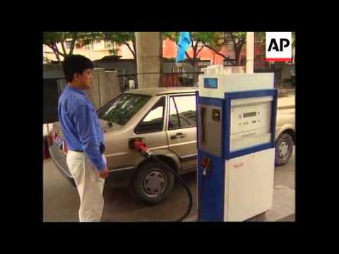 CHINA: BEIJING: SERVICE STATIONS TO PHASE OUT LEADED PETROL