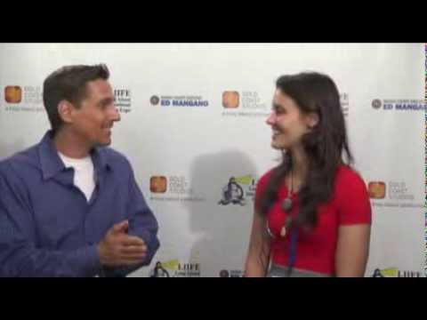"LIIFE 2013 interview - ""The Brazilian"" with Lindsey Campbell."