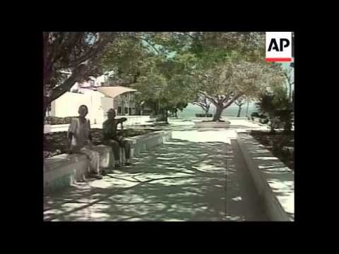 CUBA: US NAVAL BASE - LAST FRONTIER OF THE COLD WAR