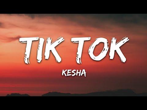 Kesha - Tik Tok