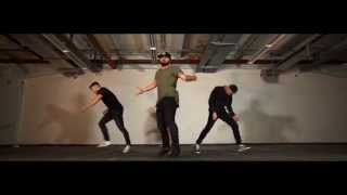 Choreography to All Night II - Ardian Bujupi (Team Serious)