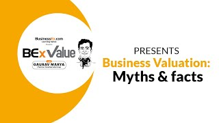Episode 16- Business Valuation Myths & Facts