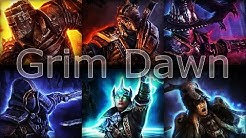 Grim Dawn - DEVOTION - All 25 Shrines plus a How-to