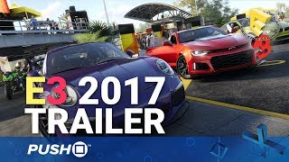 The Crew 2 Cinematic PS4 Announcement Trailer | PlayStation 4 | E3 2017
