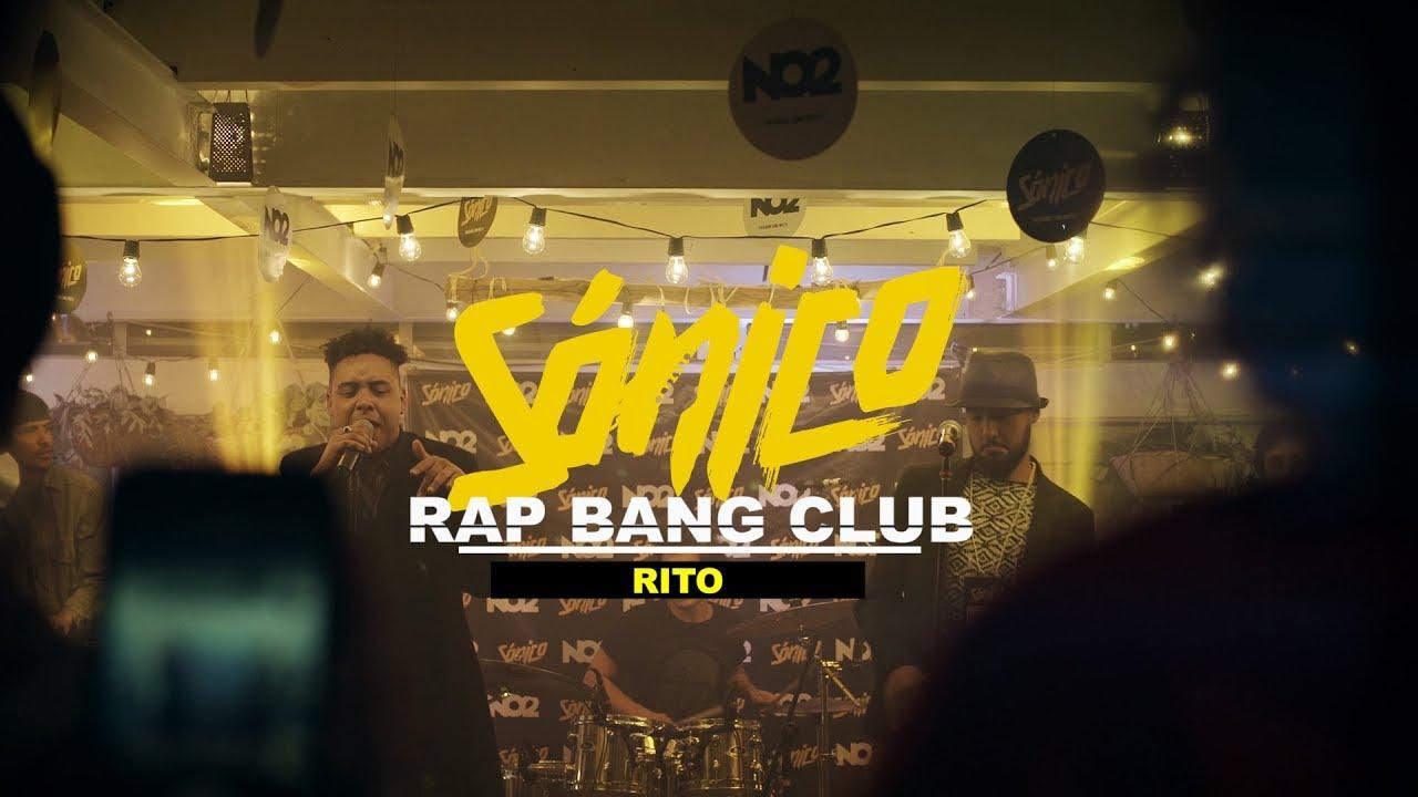 Download RAP BANG CLUB  -  RITO  -  SÓNICO EN VIVO