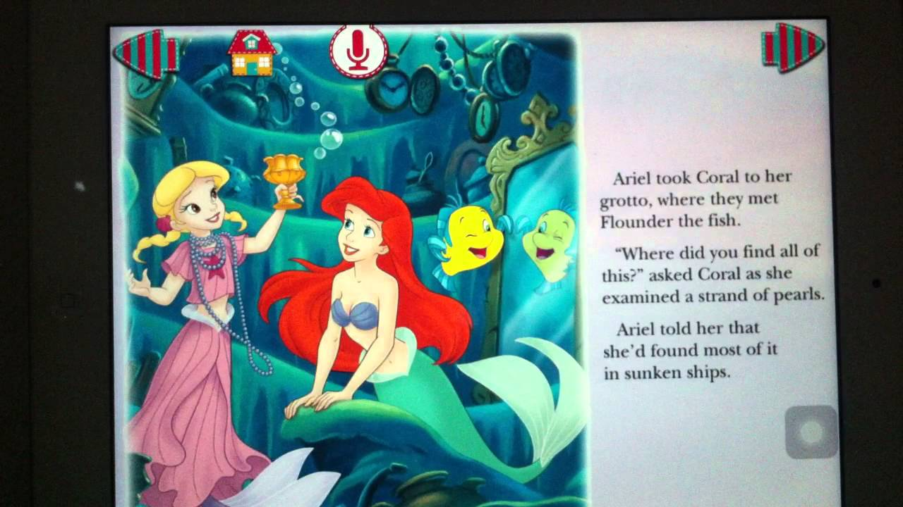 Little Mermaid - A special Song - YouTube