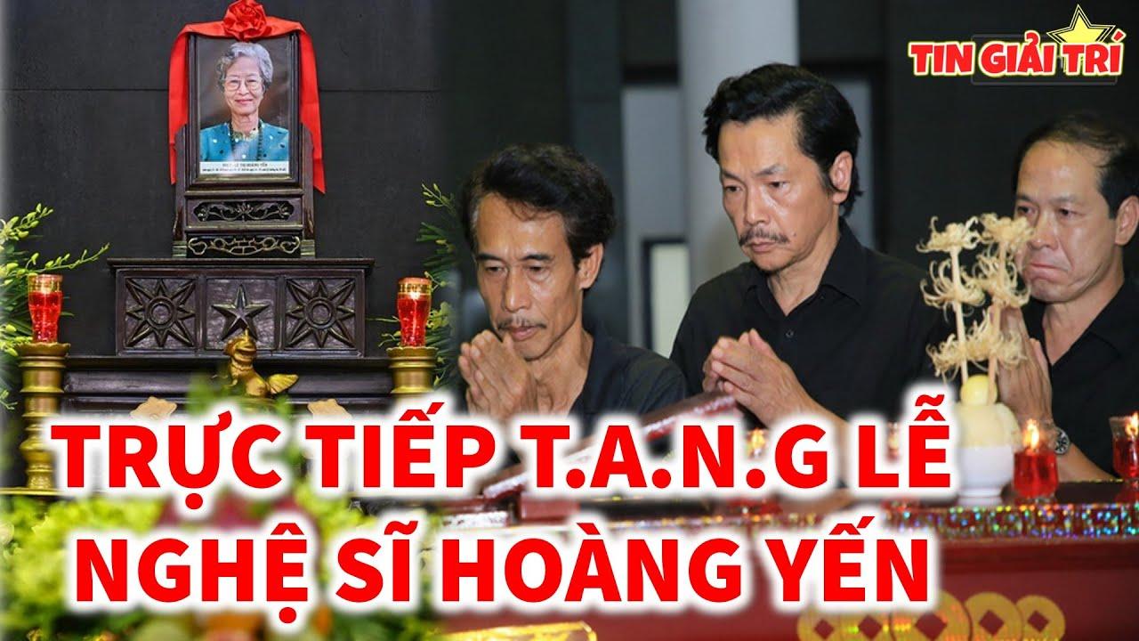 Trực Tiếp Tanq L,ễ NSƯT Hoàng Yến: Xuân Bắc, Công Lý, Trung Anh ngậm ngùi đến tjễn bjệt