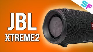 JBL Xtreme 2 - First Overview