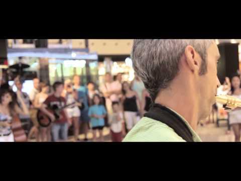 PORGY & BESS (2013-14) Flashmob