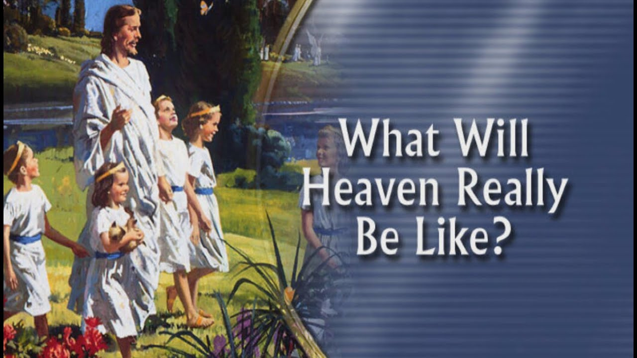Prophecies of Hope Seminar | What Will Heaven Really Be ...