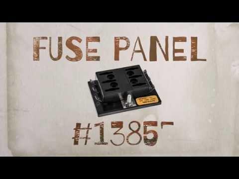 kubota bx25d auxiliary fuse box bonus video auxiliary fuse panel installation