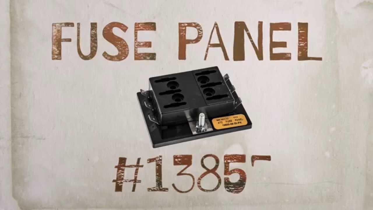 jeep jk auxiliary fuse box [ 1280 x 720 Pixel ]