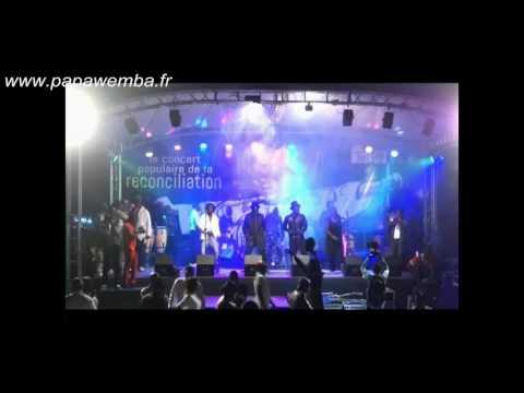 VIVA LA MUSICA de PAPA WEMBA : Le concert de la réconciliation: Couloir Madiakoko
