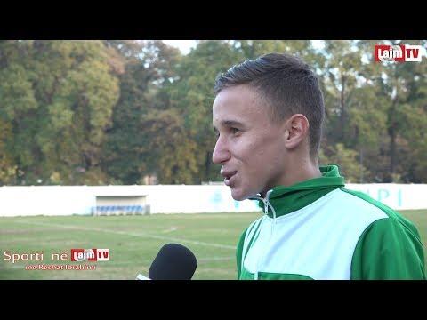 Sporti në LajmTV - Atdhe Mazari,futbollist