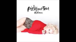 Madonna - Dress You Up/Into The Groove/Everybody/Lucky Star (Rebel Heart Tour) [Studio Version]