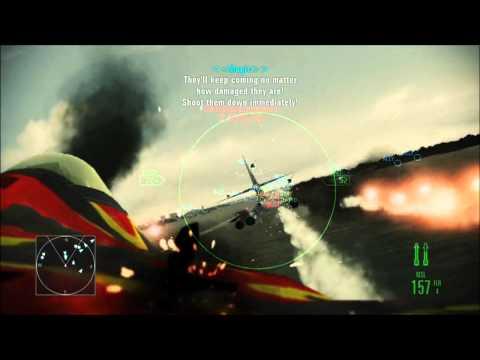 Ace Combat Assault Horizon Xbox 360 Gameplay Final Mission HD