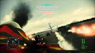 Ace Combat Assault Horizon Xbox 360 Gameplay Final Mission HD