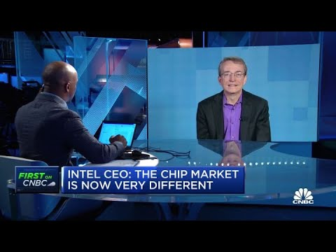 Intel CEO: The chip market is now very different