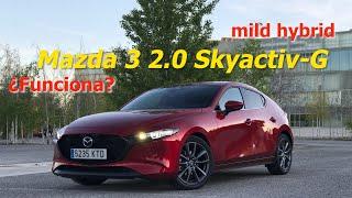 SUPERTEST: Mazda 3 Skyactiv-G 2.0 2019  (I)