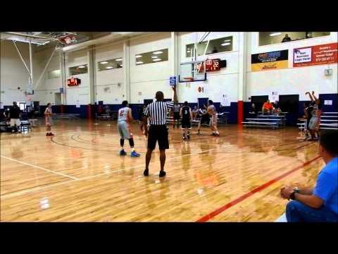 Brice Dudley Summer 2013 Amateur Athletic Union (AAU) Highlights Reel