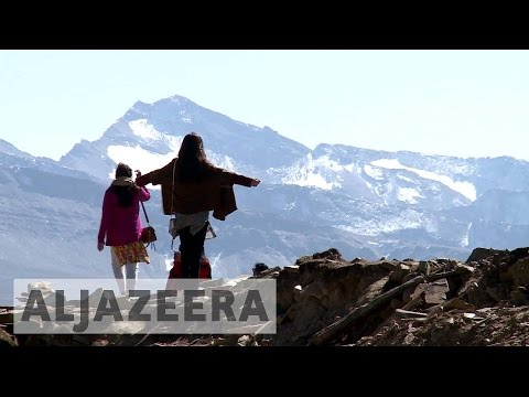 Tourists flock to Pakistan's mountainous north