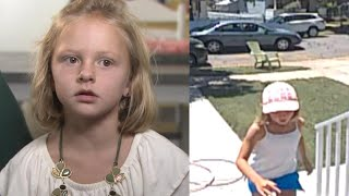 7-Year-Old Runs to Utah Home After Stranger Offers Her a Bicycle