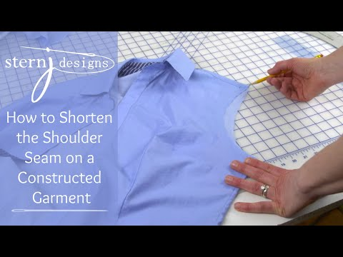 j-stern-designs-l-quick-tip:-how-to-shorten-the-shoulder-seam-on-a-constructed-garment
