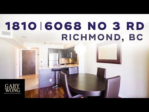 1810 - 6068 No 3 Rd Richmond, BC | Vancouver Real Estate