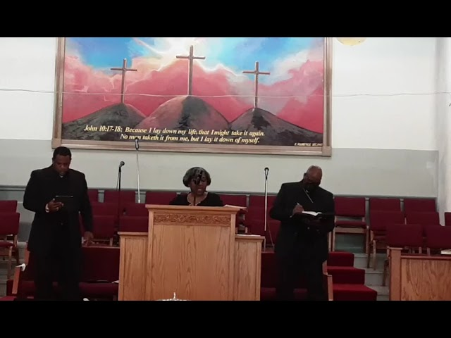 July 4th 2021 Jerriel Missionary Baptist Church Sunday Worship 8:00am