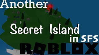 Finding Another Island in SFS Flight Simulator | ROBLOX