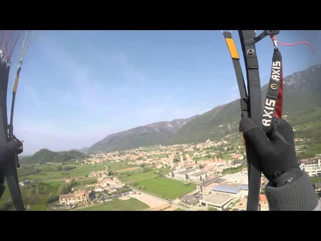 Bassano del Grappa Etap II Beskid Paragliding :)
