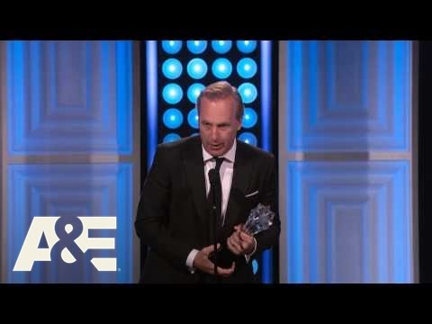 Bob Odenkirk Wins Best Actor in a Drama Series - 2015 Critics' Choice TV Awards | A&E
