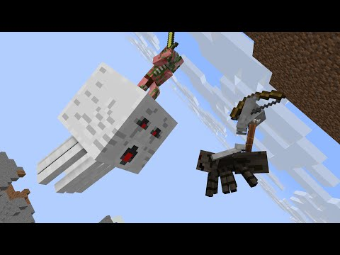 Monster School: The Hunger Games - Minecraft Animation