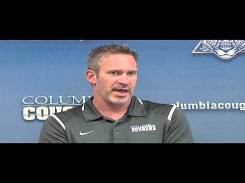 Columbia Cougars Coaches Show #2 With Coach Tim Cornell-Cross Country & Track and Field