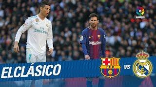 ElClásico: Messi vs Cristiano Ronaldo